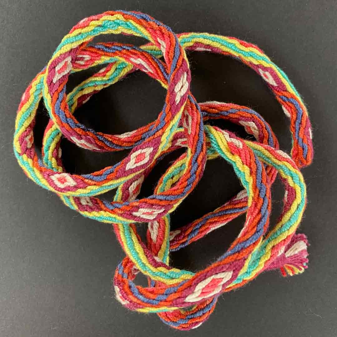 Eye in the Snake tubular band
